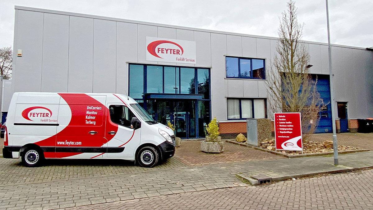 Feyter Forklift Services Nieuw-Lekkerland